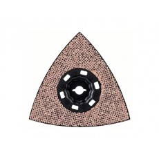 Полотно шлифовальное сегментированное карбидное BOSCH Carbide RIFF MAVZ 116 RT6   2608662910