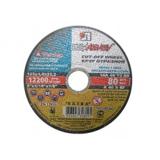 Купить в Минске Круг отрезной 115х1.6x22.2 мм для металла 4603347328057 цена