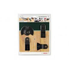 Купить в Минске Набор оснастки для многофункционального инструмента BOSCH для монтажно-напольных работ 2609256979 цена