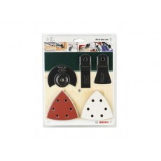 Купить в Минске Набор оснастки для многофункционального инструмента BOSCH универсальный 2609256977 цена