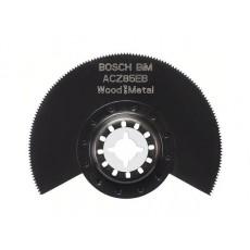 Купить в Минске Полотно пильное сегментированное BOSCH BIM ACZ 85 EB Wood and Metal 2609256943 цена