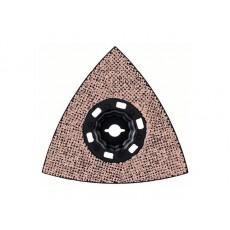 Купить в Минске Полотно шлифовальное сегментированное карбидное BOSCH Carbide RIFF MAVZ 116 RT6 2608662910 цена