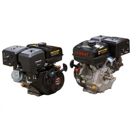 Купить в Минске Двигатель бензиновый LONCIN G390F (Макс. мощность: 13 л.с, Цилиндр. вал д.25 мм.) цена