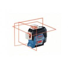 Купить в Минске Нивелир лазерный линейный BOSCH GLL 3-80 C c аккумулятором L-BOXX (0601063R02) цена