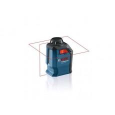 Купить в Минске Нивелир лазерный линейный BOSCH GLL 2-20 с держателем (0601063J00) цена