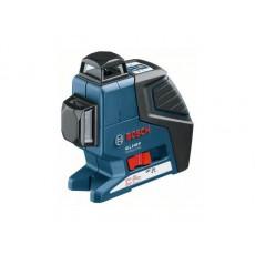Купить в Минске Нивелир лазерный линейный BOSCH GLL 2-80 с держателем L-BOXX (601063208) цена