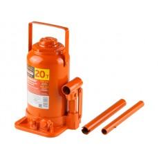 Купить в Минске Домкрат гидравлический 20т бутылочный STARTUL AUTO (ST8011-20) (h min 235мм, h max 440мм) цена