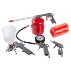 Купить в Минске Набор пневмоинструмента DGM DA-S500 (5 предметов,верх. бак) цена