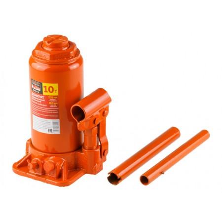 Купить в Минске Домкрат гидравлический 10т бутылочный STARTUL AUTO (ST8011-10) (h min 200мм, h max 385мм) цена
