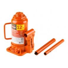 Купить в Минске Домкрат гидравлический 12т бутылочный STARTUL AUTO (ST8011-12) (h min 210мм, h max 395мм) цена