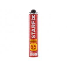 Купить в Минске Пена монтажная профессиональная всесезонная STARFIX Foam Pro 65 (900мл) (Выход пены до 65 литров) цена