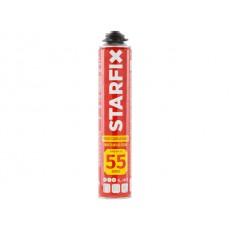 Купить в Минске Пена монтажная профессиональная всесезонная STARFIX Gunfoam (850мл) (Выход пены до 55 литров) цена