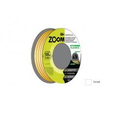 Купить в Минске Уплотнитель D белый 100м ZOOM CLASSIC цена