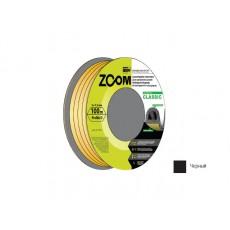 Купить в Минске Уплотнитель D черный 100м ZOOM CLASSIC цена