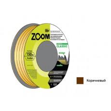 Купить в Минске Уплотнитель E коричневый 150м ZOOM цена