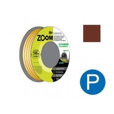 Купить в Минске Уплотнитель P коричневый 100м ZOOM CLASSIC цена