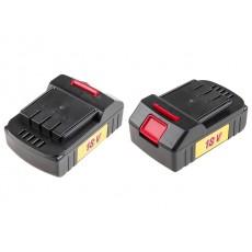 Купить в Минске Аккумулятор WORTEX BL 1518 G 18.0 В, 1.5 А/ч, Li-Ion (BL1518G00011) цена