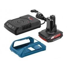 Купить в Минске Комплект аккумулятор 12.0 В GBA12 V 1 шт. + зарядное устройство GAL 1830 W-UNI(1600A00J0F) цена