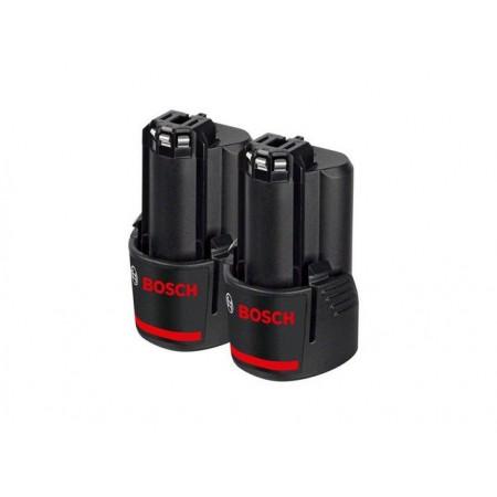Купить в Минске Аккумулятор BOSCH GBA 12V 12.0 В, 2.0 А/ч, Li-Ion ( 2 шт.) (1600Z00040) цена