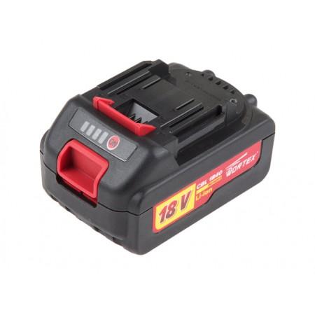 Аккумулятор WORTEX CBL 1840 18.0 В, 4.0 А/ч, Li-Ion(CBL18400003)