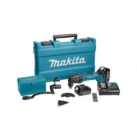 Купить в Минске Аккум. многофункциональный инструмент (реноватор) MAKITA DTM 50 RFEX 1 цена