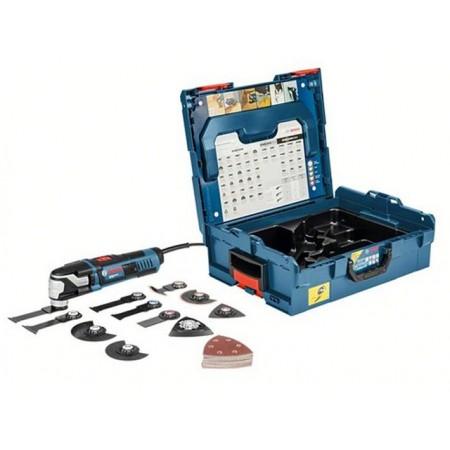 Купить в Минске Многофункциональный инструмент (реноватор) BOSCH GOP 55-36 L-BOXX цена