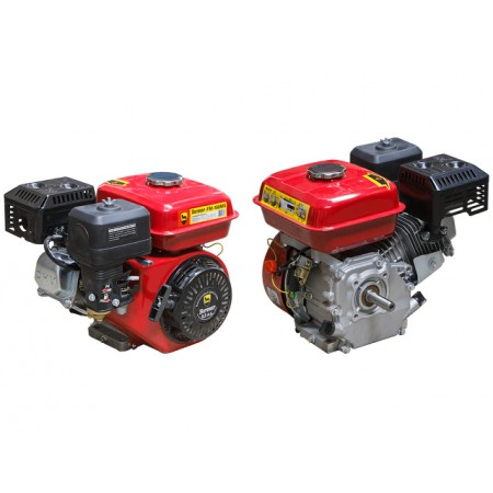 Двигатель 6.5 л.с. бензиновый (цилиндрический вал диам. 19 мм.) (ASILAK) (SL-168F)