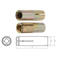 Купить в Минске Анкер забиваемый М12х16х50 мм STARFIX цена