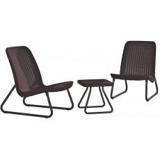 Купить в Минске Комплект мебели Rio Patio set (Рио Патио Сэт), коричневый цена