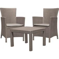 Купить в Минске Комплект мебели Salvador Balcony Set каппучино цена
