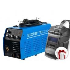 Купить в Минске Полуавтомат инверторный SOLARIS MULTIMIG-220 цена