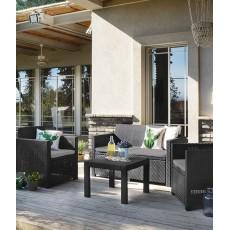 Купить в Минске Комплект мебели Alabama set (Алабама Сэт), коричневый цена