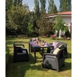 Купить в Минске Комплект мебели Corfu Fiesta (Корфу Фиеста), графит цена