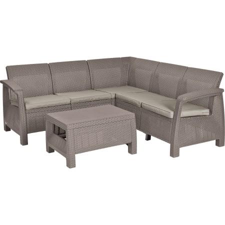 Купить в Минске Комплект мебели Corfu Relax Set (Корфу Релакс), капучино цена