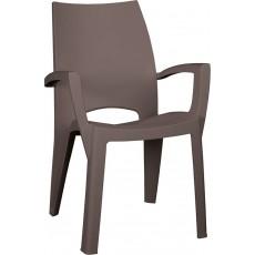 Купить в Минске Стул пластиковый Spring Chair (Спринг), капучино цена