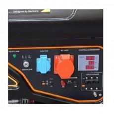 Купить в Минске Генератор бензиновый SKIPER LT 9000 EJ-1 цена