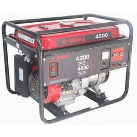 Купить в Минске Генератор бензиновый WEIMA WM4500 (E) цена