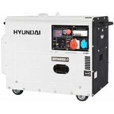 Купить в Минске Генератор дизельный HYUNDAI DHY 8000SE-3 цена