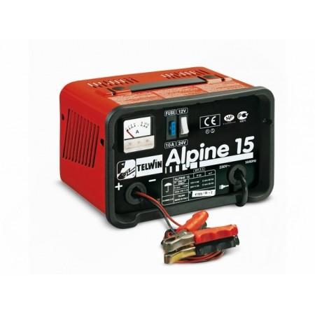 Купить в Минске Зарядное устройство TELWIN ALPINE 15 цена