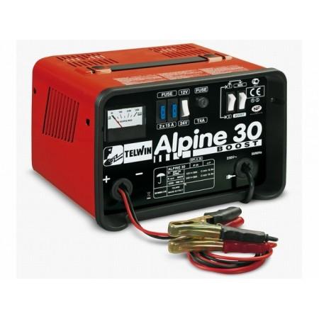 Купить в Минске Зарядное устройство TELWIN ALPINE 30 BOOST цена