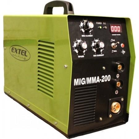 Купить в Минске Полуавтомат инверторный EXTEL MIG/MMA-200 цена