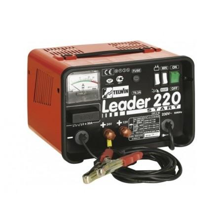 Купить в Минске Пуско-зарядное устройство TELWIN LEADER 220 START цена