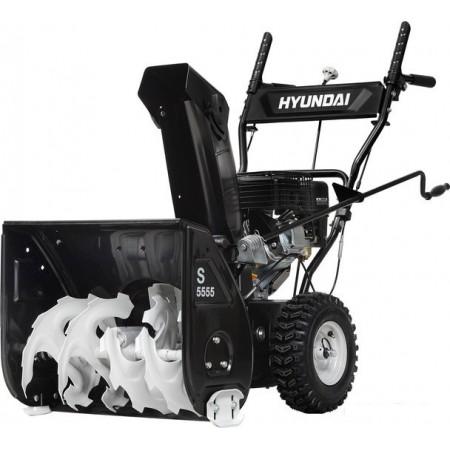 Купить в Минске Снегоуборочная машина HYUNDAI S 5555 цена