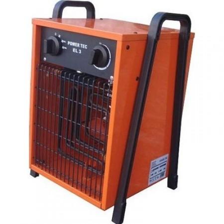 Купить в Минске Тепловая пушка электрическая Power Tec EL15 цена