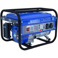 Купить в Минске Генератор бензиновый MIKKELI GX4000 цена
