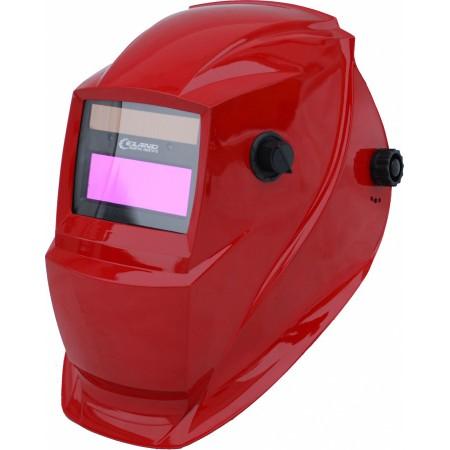 Маска сварочная ELAND Helmet Force 801 (красный)
