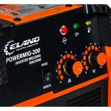 Купить в Минске Полуавтомат инверторный ELAND POWERMIG-200 цена
