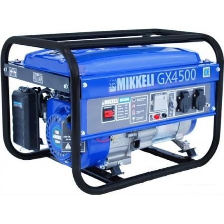 Купить в Минске Генератор бензиновый MIKKELI GX4500 цена