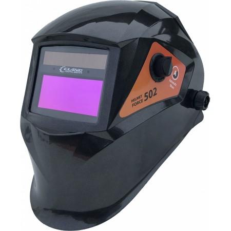 Купить в Минске Маска сварочная ELAND Helmet Force 502(чёрный) цена
