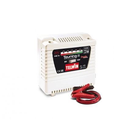 Купить в Минске Зарядное устройство TELWIN Touring 11 (6B/12В) (807591) цена